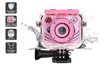 Kogan Kids Action Camera (Pink)