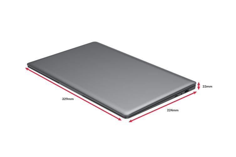 "Kogan Atlas 14.1"" N550 Laptop (8GB, 128GB) + 256GB Micro SD Card Bundle"