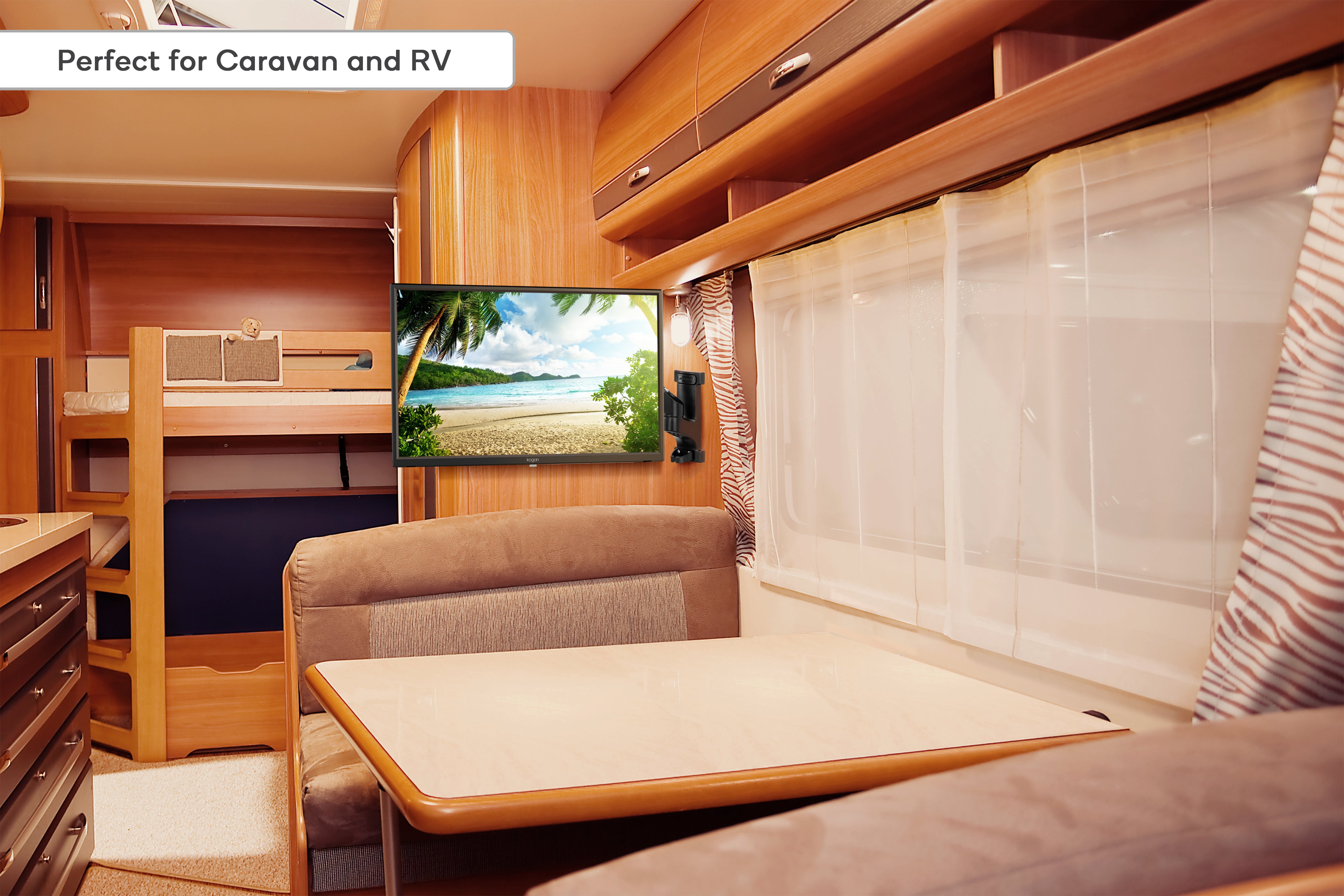 Perfect for Caravan and RV
