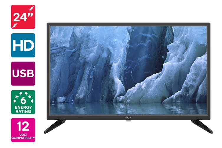 """Kogan 24"""" HD LED TV (Series 5, DH5100)"""
