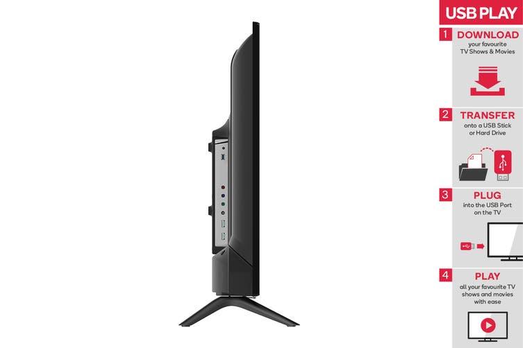 "Kogan 32"" HD LED TV (Series 6, QH6000)"