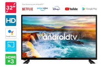 "Kogan 32"" Smart LED TV Android TV™ (Series 9, RH9000)"