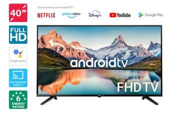 "Kogan 40"" Smart Full HD LED TV Android TV™ (Series 9, QF9000)"