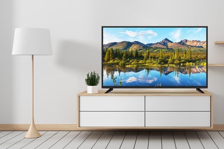 """Kogan 43"""" 4K UHD HDR LED TV (Series 8, JU8300)"""