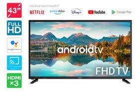 "Kogan 43"" Smart Full HD LED TV Android TV™ (Series 9, RF9000)"