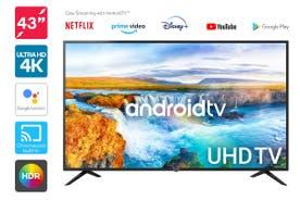 "Kogan 43"" Smart HDR 4K UHD LED TV Android TV™ (Series 9, RU9210)"