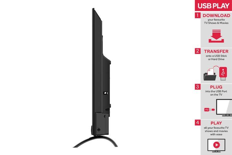 "Kogan 43"" Smart HDR 4K UHD LED TV Android TV™ (Signature Series, XT9310)"