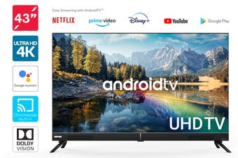 "Kogan 43"" Smart HDR 4K UHD LED TV Android TV™ (Signature Series, XT9310)"