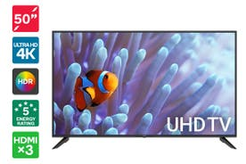 "Kogan 50"" 4K UHD HDR LED TV (Series 8, JU8300)"