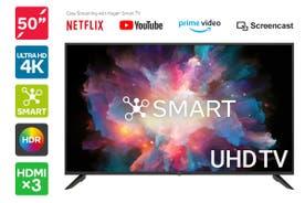 "Kogan 50"" 4K UHD HDR LED Smart TV (Series 8, NU8030)"