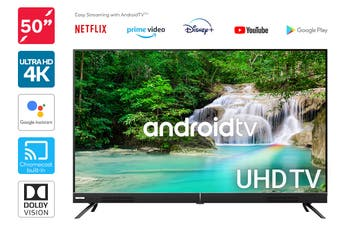 "Kogan 50"" 4K UHD HDR LED Smart TV Android TV™ (Signature Series, XT9310)"