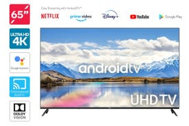 "Kogan 65"" Smart HDR 4K UHD LED TV Android TV™ (Series 9, XU9250)"