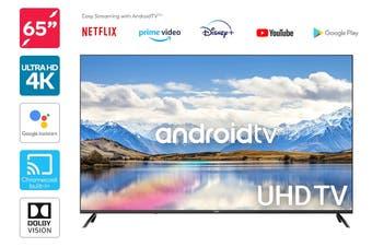 "Kogan 65"" Smart HDR 4K UHD LED TV Android TV™ (Series 9, XU9250)"