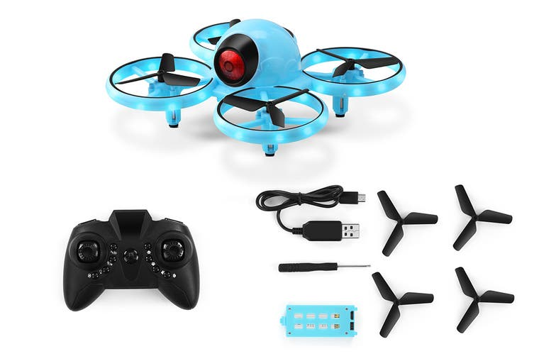 Kogan LED Colour Changing Drone (Blue)