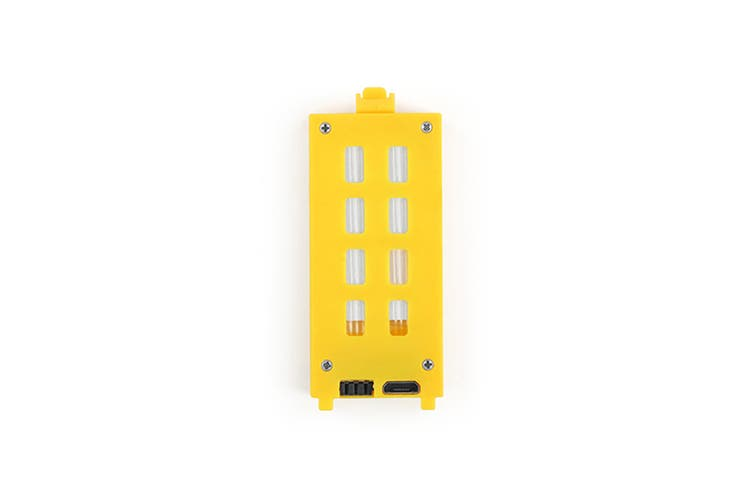 Kogan LED Colour Changing Drone Spare Battery (Yellow)