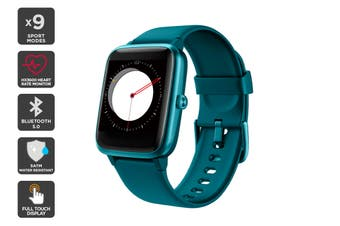Kogan Active+ Lite Smart Watch (Emerald Green)