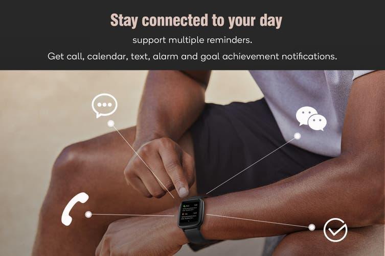 Kogan Active+ Lite Smart Watch (Rose Gold)