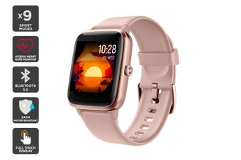 Kogan Active+ Lite Smart Watch (Rose Gold)