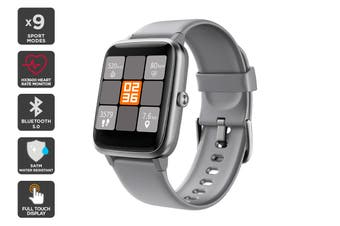 Kogan Active+ Lite Smart Watch (Elegant Grey)