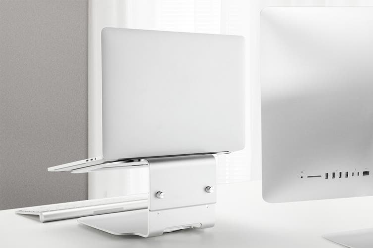 Kogan Aluminum Rotation Laptop Stand