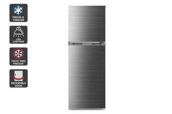 Kogan 239L Top Mount Fridge - Dark Graphite