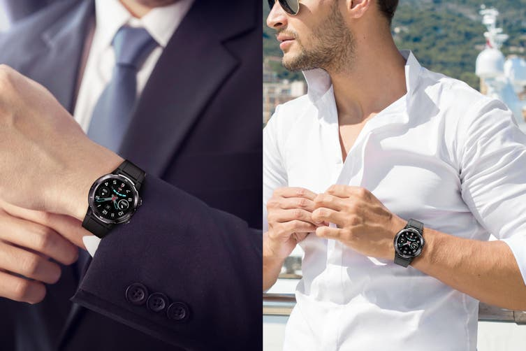Kogan M3 Full Touch Smart Watch