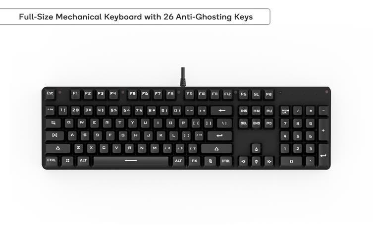 Kogan RGB Mechanical Keyboard (Red Switch)