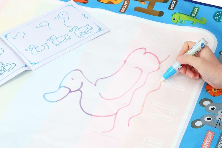 Kid's Magic Drawing Mat