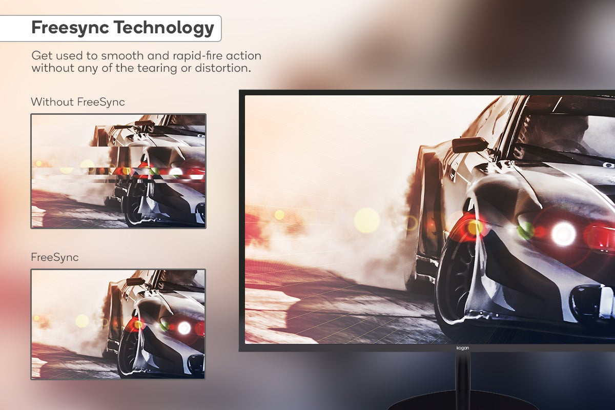 Freesync Technology
