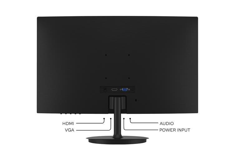 "Kogan 24"" Full HD Curved 75Hz FreeSync Gaming Monitor (1920 x 1080)"