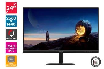 "Kogan 24"" QHD FreeSync 75Hz Monitor (2560 x 1440) Preowned"