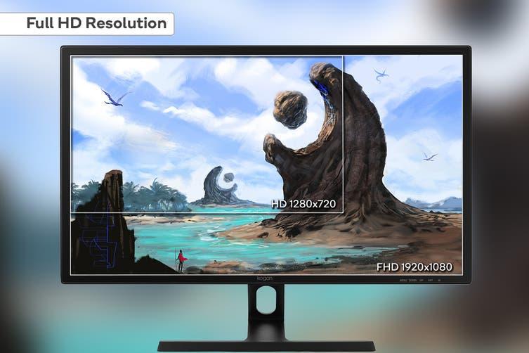 """Kogan 27"""" Full HD IPS FreeSync 75Hz Monitor (1920 x 1080)"""