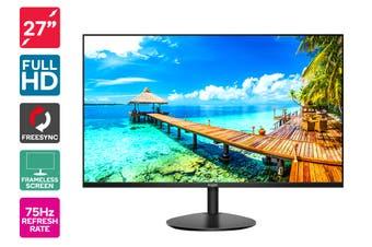 "Kogan 27"" Full HD FreeSync 75Hz Frameless Monitor (1920 × 1080)"