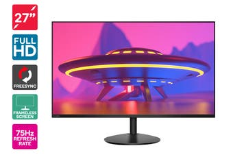 "Kogan 27"" Full HD FreeSync 75Hz Frameless Monitor (1920 x 1080)"