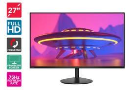 "Kogan 27"" Full HD FreeSync 75Hz Frameless Monitor (1920 x 1080)"