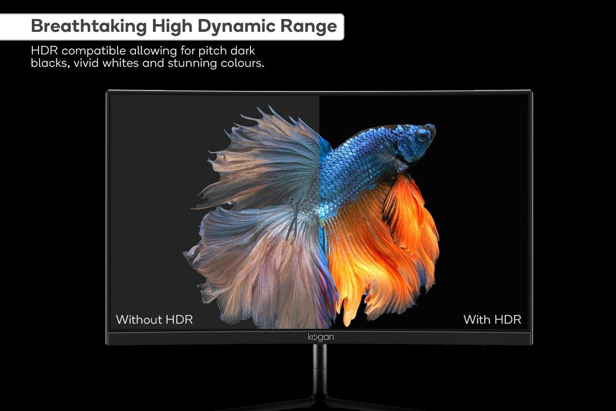 Breathtaking High Dynamic Range