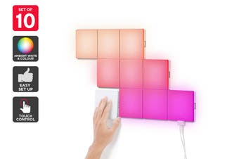 Kogan Modular Ambient Light Panels (Set of 10)