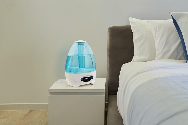 Kogan 3.5L Cool Mist Humidifier (Blue)
