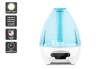 Kogan 3.5L Cool Mist Humidifier (Blue)