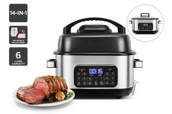 Kogan 14-in-1 Air Fryer & Multi-Cooker