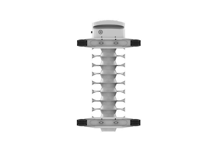Kogan SmarterHome™ 2400W Smart Oil Heater (11 Fin, White)