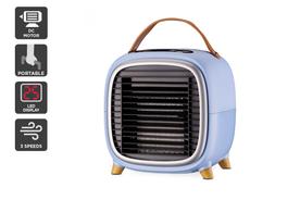Kogan Mini Evaporative Air Cooler (Blue, 400ml)