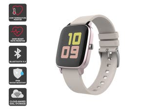 Kogan Pulse + Smart Watch (Pink)