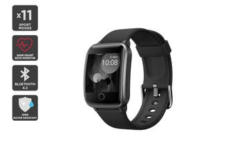 Kogan Pulse+ Lite Smart Watch (Classic Black)