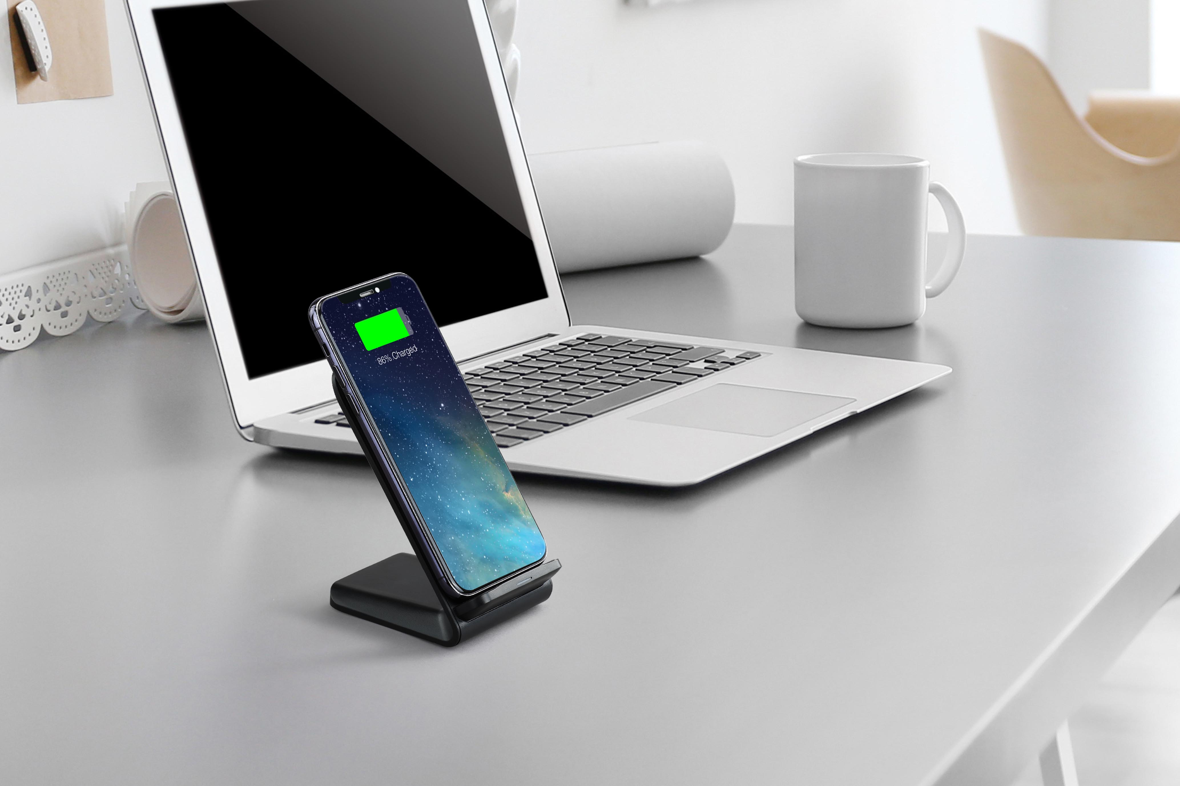 Ultra-wide charging area