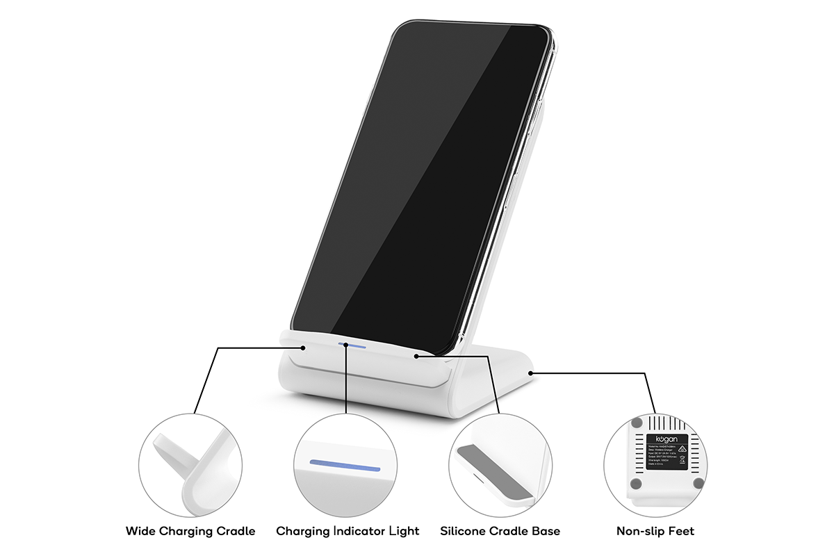 Charging indicator light
