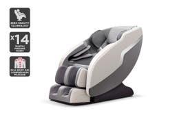 Kogan S1 Zero-Gravity Heated Shiatsu Massage Recliner Chair