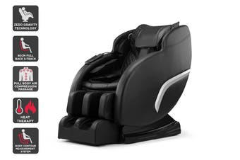 Kogan S2 Zero-Gravity S-Track Heated Shiatsu Massage Recliner Chair