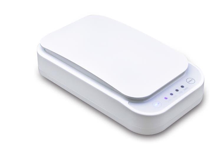 Kogan Smartphone Sanitiser & Universal Charger (White)