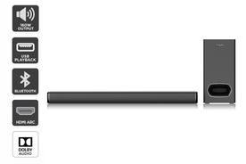 Kogan 2.1Ch 160W Dolby Soundbar with Wireless Subwoofer